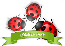 Commentary achievement earned on 9/1/2012 12:00:00 AM.