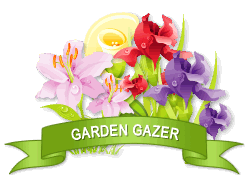 Garden Gazer achievement earned on 4/16/2012 7:50:36 PM.