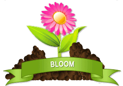 Gardenality Bloom achievement earned on 8/14/2011 8:38:38 AM.