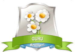 Gardenality Guru achievement earned on 9/1/2012 12:00:00 AM.