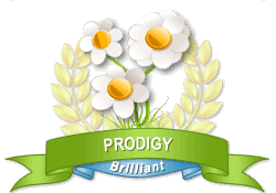 Gardenality Prodigy achievement earned on 9/1/2012 12:00:00 AM.