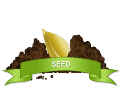 Gardenality Seed achievement earned on 12/30/2011 8:52:43 PM.