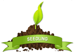 Gardenality Seedling achievement earned on 4/3/2011 11:30:15 PM.