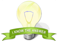 I Know The Answer achievement earned on 4/23/2011 11:03:59 PM.