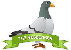 The Messenger achievement earned on 4/4/2011 12:12:34 PM.
